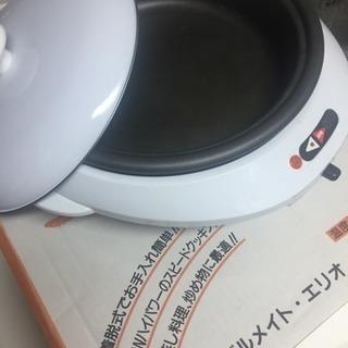 ホットプレート/グリル鍋