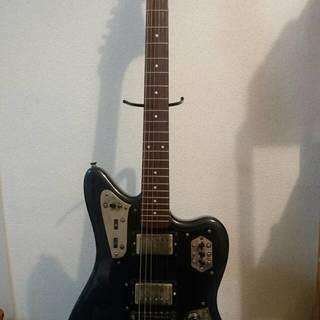 FENDER エレキギター/ジャガー アンプ、スタンド、シールド一式