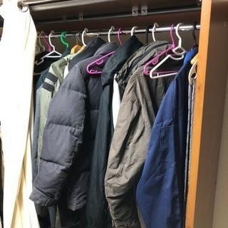 洋服がたくさん収納できます