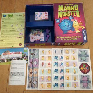 ボードゲーム各種(値下げ) 1900円~