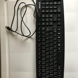 バッファロー USBキーボード