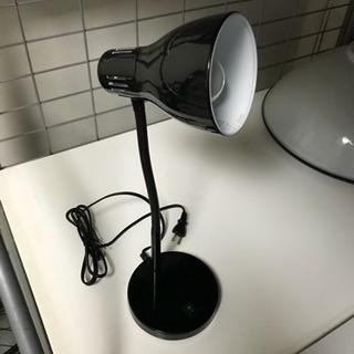 デスクライトライト (LED電球付き)