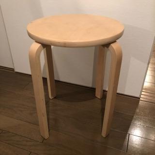 IKEA スツール 美品