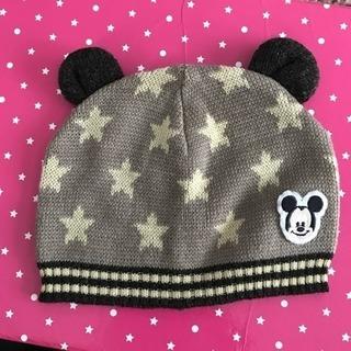 ミッキー☆ニット帽