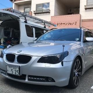 BMW525i ワゴン