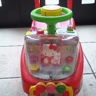 キティちゃん 車 おもちゃ