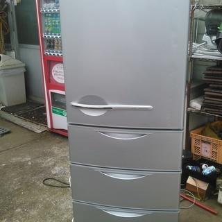SANYO サンヨー  2010年製 4ドア冷蔵庫 SR-361T...