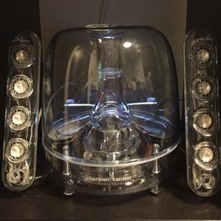 ハーマンカードン SOUNDSTICKS III 2.1ch スピーカー