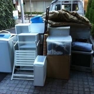 便利屋、不用品回収、引っ越し、ゴミ屋敷片付け等