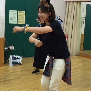 <大阪府・高石市>幼児向けリトミックダンス教室