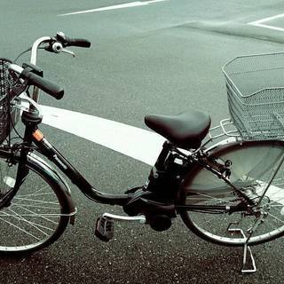 電動自転車、26インチ電動自転車、VIVI DX、Panasonic