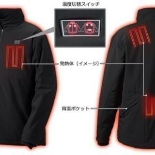 日立 暖房ジャケット HITACHI ウォームジャケット