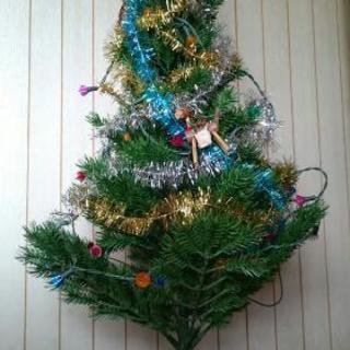 クリスマスツリー【美品・木のみ】