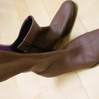 ALPHA CUBIC 長靴 23.5cm