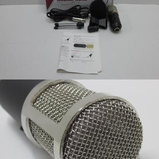コンデンサーマイクロフォン