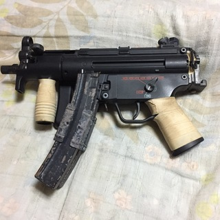 マルイ MP5K PDW 折りたたみストック マガジン2本 クリップ
