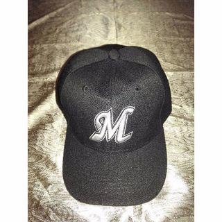 千葉ロッテマリーンズの野球帽(未使用品)