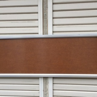 看板アルミ枠製 吊り下げサイン 1270×400 店舗看板