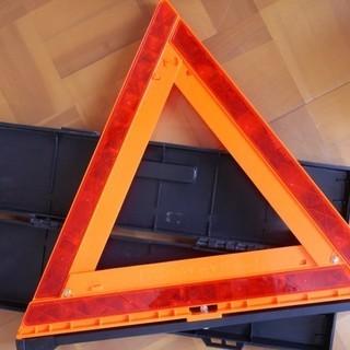 三角停止表示板 CATEYE 国家公安委員会認定 RR-1800-A