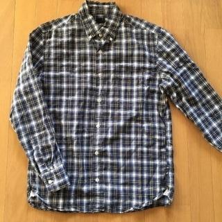 J.CREW チェックシャツ