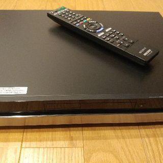 (取引中)SONYブルーレイレコーダー BDZ-RX30