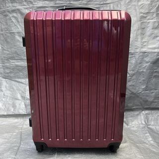 ◯ 未使用新古品 トラベルキャリーバッグ TSAロック ◯