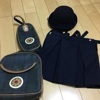 板橋富士見幼稚園の制服、カバン等