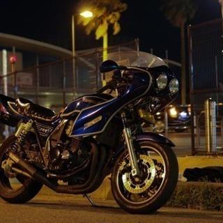 ZRX400 ii  zrx400 Ⅱ 街道レーサー風