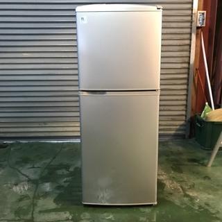 SANYO ノンフロン冷凍冷蔵庫 右開き SR-141P(SB) ...