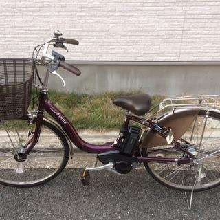 【ほぼ新品】アシスト自転車