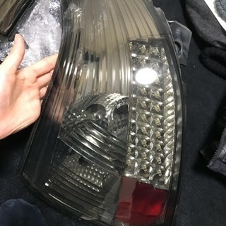 スイフト LEDテール スモーク zc11s