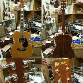 ジャパンオールド SilverMax F-250 アコースティックギター