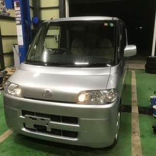H17 タント4WD  AT 車検付き コミコミ15万