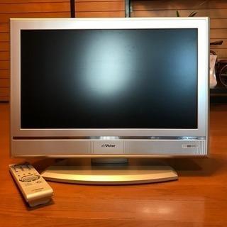 【取引中】VICTOR ビクター 20型 液晶 テレビ LT-20LC8
