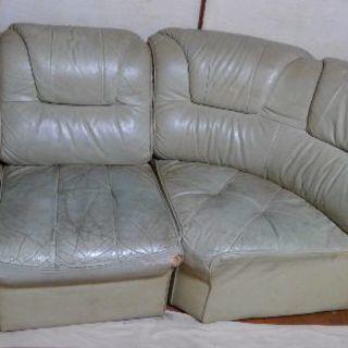 L型ソファー