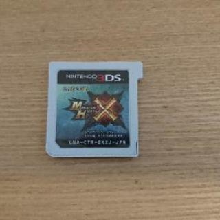3DSソフト★モンスターハンターX★