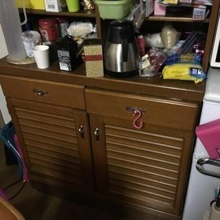 『お譲りします』食器棚