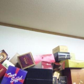 大量の箱無料です