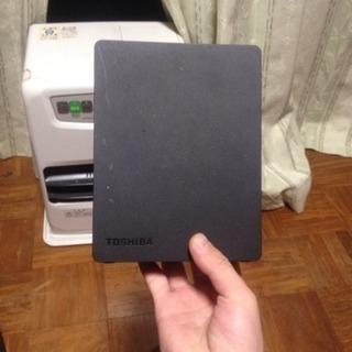 1TL ハードディスク本体のみ