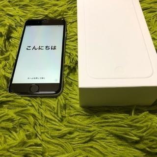 iPhone6 Softbank スペースグレイ 64G