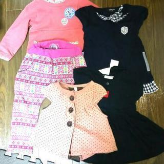 子供服 COMME CA ISM1点を含む5点セット