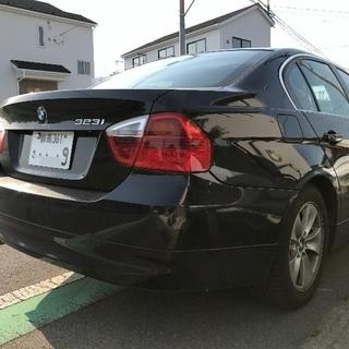 H19年車 323i ヤナセ購入 社外HDDナビ 車検半年残 - BMW
