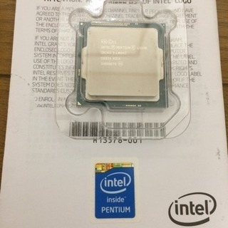 ★値下げしました 中古/intel cpu Pentium G32...