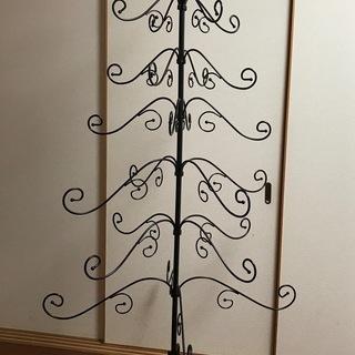 クリスマスツリー スチール製