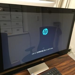 モニター一体型PC HP pavilion 23-q180jp