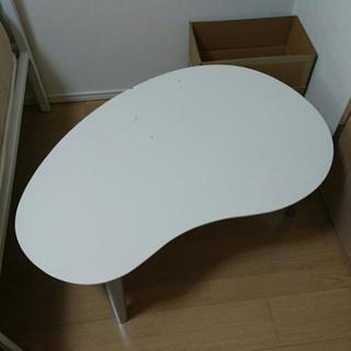 折り畳み式テーブル(白  )