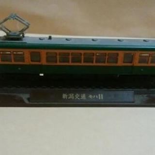 トミテック鉄道コレクション新潟交通モハ11