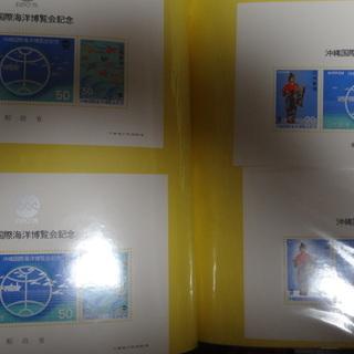 沖縄海洋博覧会記念6シートセット