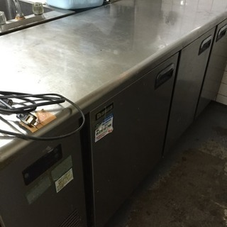 ジャンク 業務用  冷蔵庫