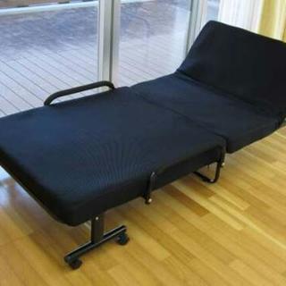 折り畳み式シングルベッド ※ 応募終了 ※